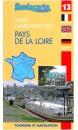 Fluviacarte N°13 Pays de la Loire