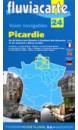 Fluviacarte N°24 Picardie