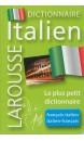 Dictionnaire francese-italiano, italiano-francese : le plus petit dictionnaire