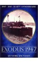 DVD Exodus 1947