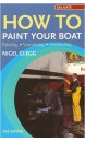 How to Paint Your Boat -Painting Varnishing & Antifouling