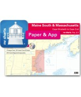USA REG.2.1 Maine South & Massachusetts Bay, Cape Elizabeth to Cape Cod 2012