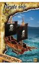 3D Bateau de pirate «Jack»