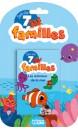 Jeu de 7 familles - Animaux de la mer