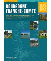 Guide fluvial N°03 Bourgogne, Franche-Comte