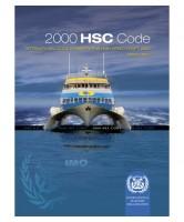High-Speed Craft (2000 HSC) Code, 2008 Edition GB