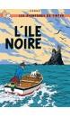 Poster Tintin : L'Île Noire 50x70