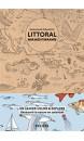 Littoral mer Méditerranée : un cahier color & explore : découvrir la nature en coloriant