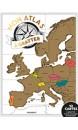Tour du monde à gratter : 18 cartes à gratter pour voyager !