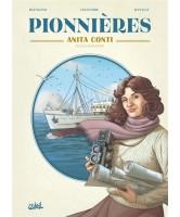 Anita Conti, Pionnières : océanographe