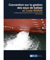 Convention sur la gestion des eaux de ballast et code BWMS