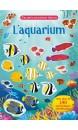 Mes petits autocollants : L'aquarium