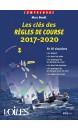 Les clés des règles de course 2017-2020  en 40 situations