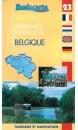 Fluviacarte N°23 : La Belgique